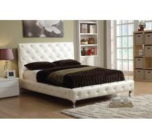 Upholstered Tufted Platform Bed Furniture | Xiorex
