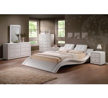 Modern Upholstered Platform Bedroom Set | Xiorex