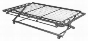 Pop-up Trundle Poly Deck & Link Deck Pop-up Trundles by FBG | Xiorex