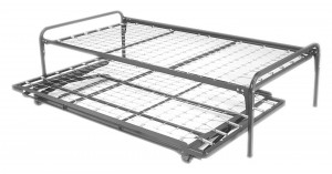 Free Standing Link Deck Top Spring w/ Link Deck Pop-up Trundle | Xiorex