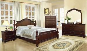 Poster Bedroom Furniture Set 127 | Xiorex