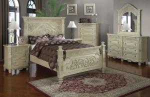 Poster Bedroom Furniture Set 125 | Xiorex