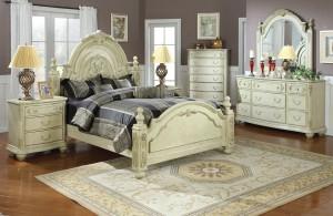 Poster Bedroom Furniture Set 122 | Xiorex