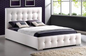 Upholstered Tufted Platform Bed Furniture 183 | Xiorex