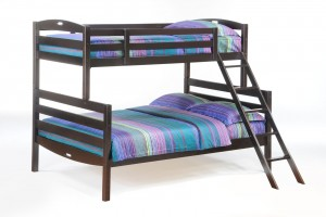 Twin Twin Bunk Bed & Twin Full Bunk Bed Night and Day Sesame Bunk Bed Sets