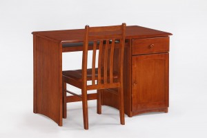 Clove Student Desk Night and Day Spices Student Desk & Chair Set