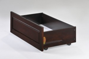 Storage Drawers for Night and Day Bunks Daybeds Twin Full P-series Beds