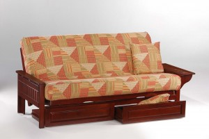 Night and Day Seattle Futon Convertible | Xiorex