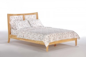 Upholstered Panel Chameleon Bed Night & Day Spices Upholstered Panel Bed
