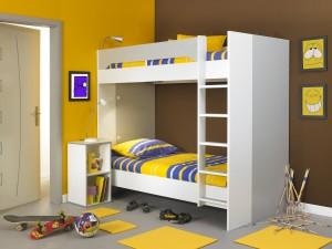 Bunk Bed Set Gami Moov Bunk Bed Set for Youth | Xiorex