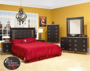 Black Bedroom Set White Bedroom Set Life Line Elvis Bed Sets | Xiorex