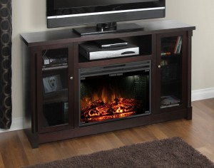 stands ashleyent stand dark fireplace espresso flame in hi real res hero electric calie de tv w ventless