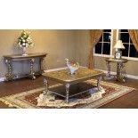 Alya Rectangle Coffee Table Set Toronto for Living Room | Xiorex