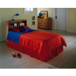 Barrister Headboard Wood Headboard for Twin, Double & Queen Bed Size