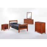 Youth Bedroom Sets Night & Day Sasparilla Bed Sets for Youth Zest