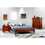 Bedroom Furniture Spices Night & Day Basic Bed Set Furniture | Xiorex
