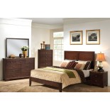 Contemporary Platform Bedroom Furniture Set 143 | Xiorex
