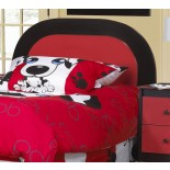 Kids Panel Headboard Life Line Tango Panel Headboard for Kids | Xiorex