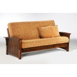 Wood Futon Frame Night and Day Winter Futon | Xiorex