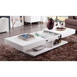 Burlington White Coffee Table Living Room Furniture | Xiorex