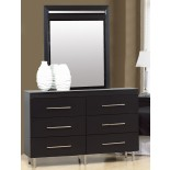 Dresser with Mirror Life Line Phantom Dresser and Mirror Set | Xiorex
