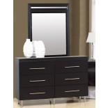 Dresser with Mirror Life Line Phantom Dresser and Mirror Set | Xiorex