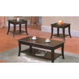 Grus Wooden Coffee Table Set with Drawers | Xiorex