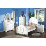 Kids Princes Poster Bedroom Furniture Set 173 | Xiorex