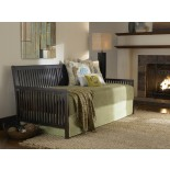 Mission Daybed with Slatted Arms by Fashion Bed Group | Xiorex