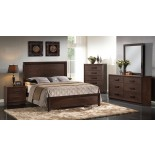 Contemporary Platform Bedroom Furniture Set 150 | Xiorex
