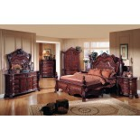 Poster Bedroom Furniture Set 110 | Xiorex