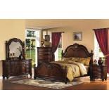 Poster Bedroom Furniture Set 117 | Xiorex