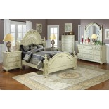 Poster Bedroom Furniture Set 122 | Xiorex