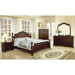 Poster Bedroom Furniture Set 127 | Xiorex