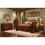 Poster Bedroom Furniture Set 138 | Xiorex