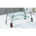 Sco Glass Coffee Table | Xiorex