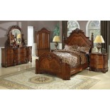 Poster Bedroom Furniture Set 111 | Xiorex