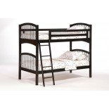 Twin Bunk Bed Night and Day Elderberry Twin Bunk & Twin Bunk Split Beds