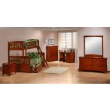 Bunk Bed Night and Day Ginger Bunk Bed Full Full Bunk & Twin Full Bunk