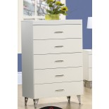 White Chest of Drawers Life Line Priscilla Chest of Drawers | Xiorex