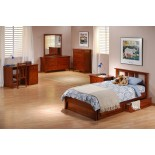 Wood Bed Set Night and Day Thyme Bed Set w/ Spices Thyme Beds | Xiorex