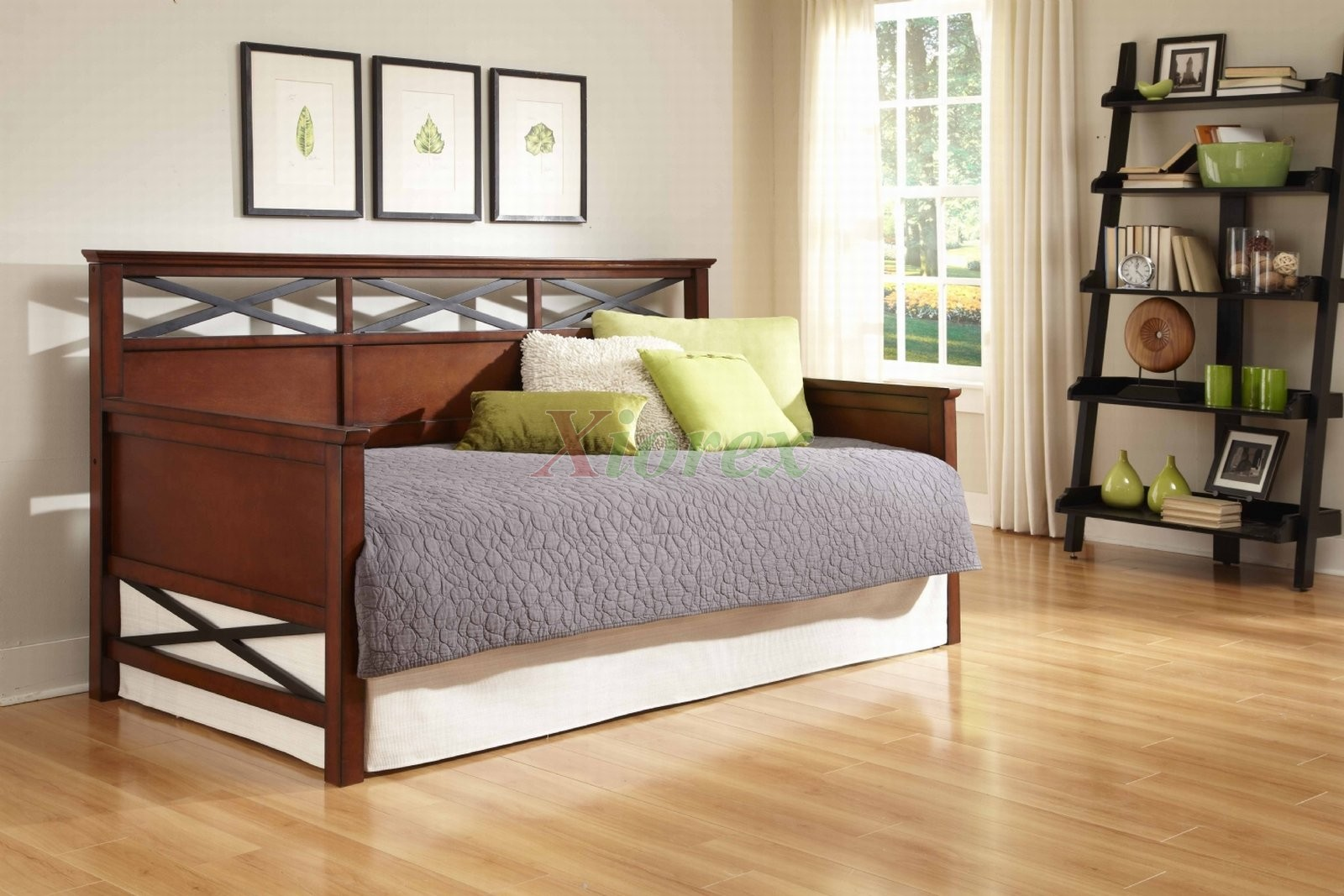 Lexington Daybed Metal And Wooden Daybed By Fbg Xiorex
