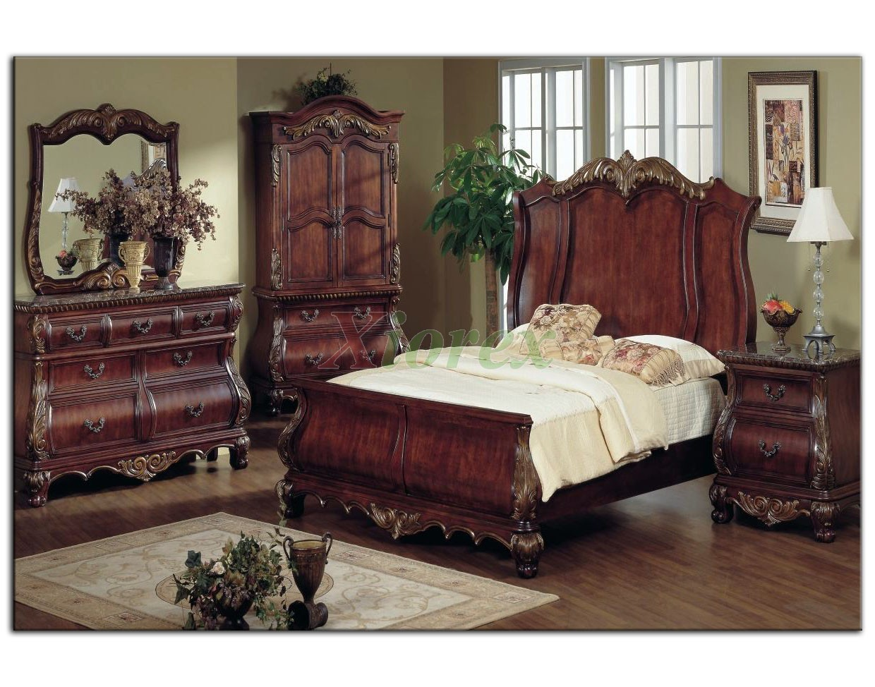 Bedroom Furniture Set 113