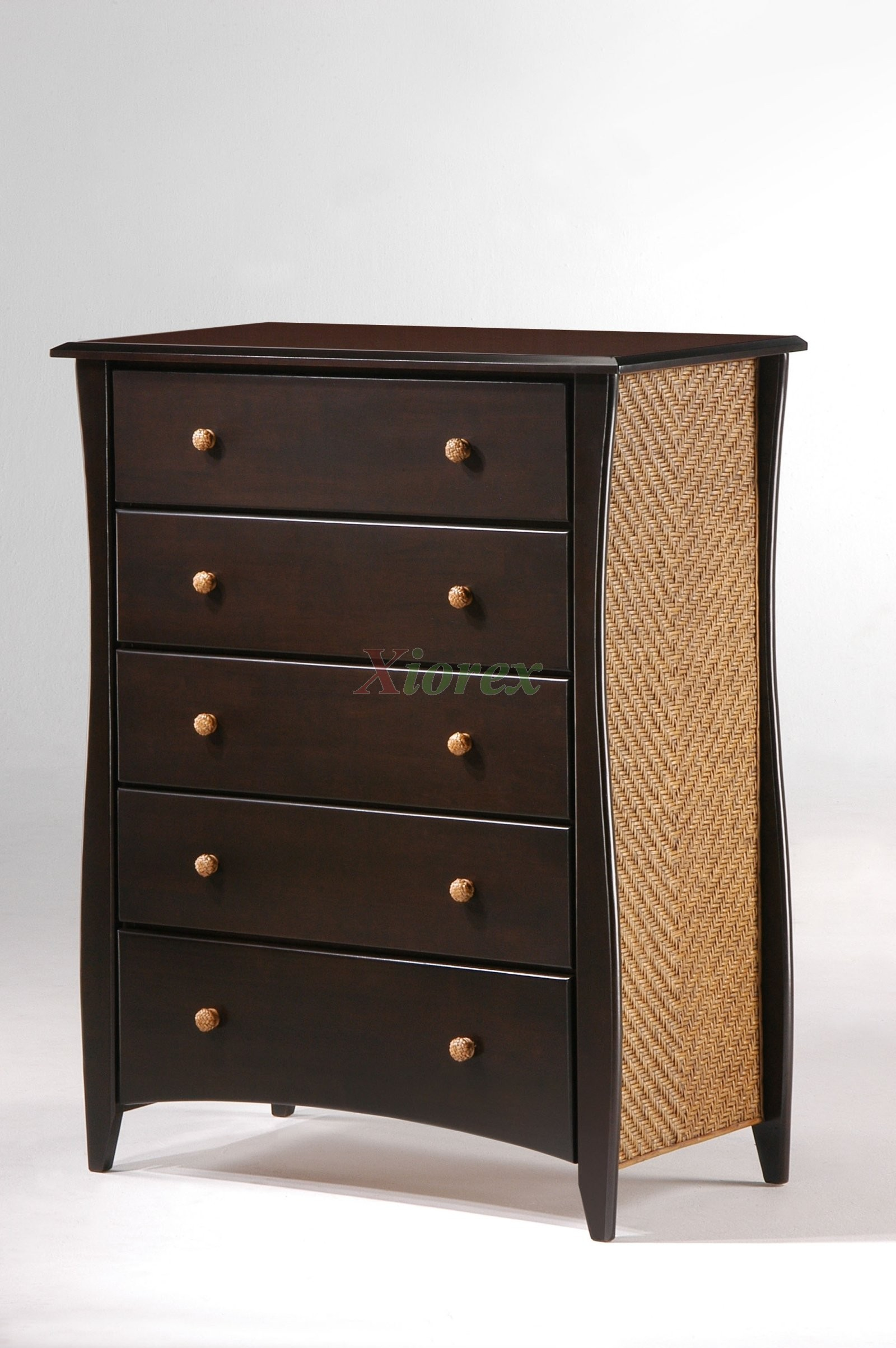 Clove 5 Drawer Chest Xiorex