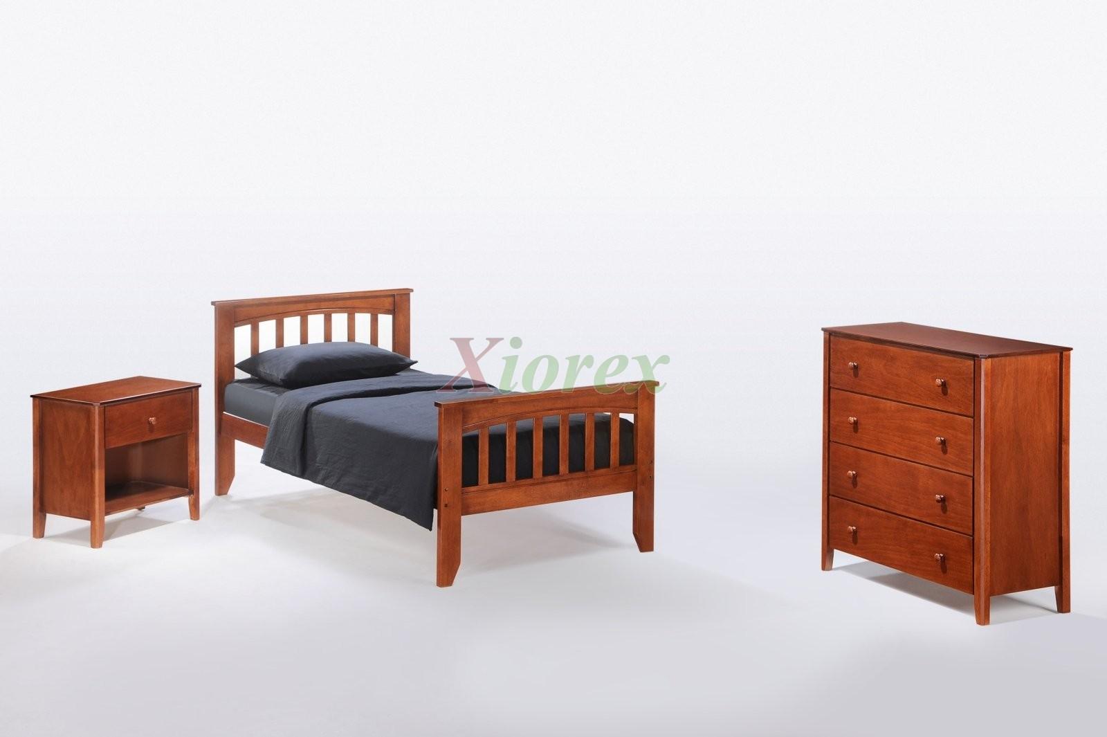 Youth bedroom sets night day sasparilla bed sets for youth zest - Juvenile bedroom sets ...