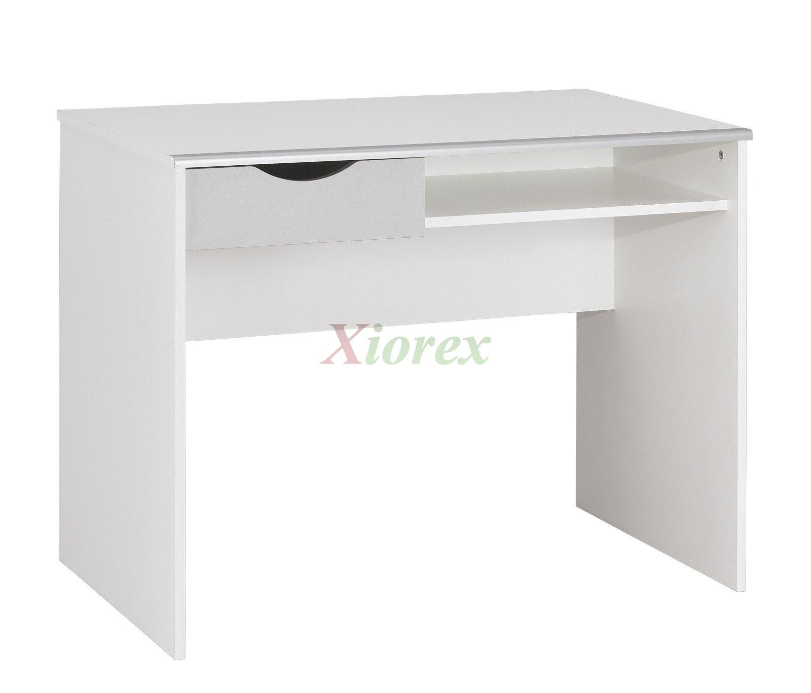 kids desk gami moov white student desk for kids by gautier xiorex. Black Bedroom Furniture Sets. Home Design Ideas